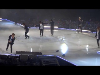 [Fancam] 140810 BTS - I like it at KCON2014