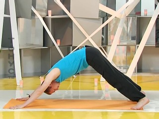 Антон Иванов - Домашняя практика хатха-йоги для начинающих 1