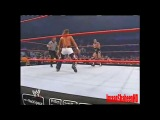 WWE Taboo Tuesday 2005- John Cena vs Kurt Angle vs Shawn Michaels.
