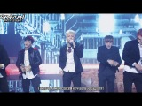 [RUS SUB] BTS SKOOL LUV AFFAIR SPECIAL ADDITION DVD: Showcase [2/2]