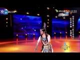 2014 Чемпионат Китайский танец финала выборы уйгурский девушка Gulmire чемпион