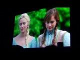 Once Upon A Fan - SDCC 2014 - Anna & Elsa (Frozen Sneak Peak)