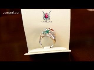 Невероятный перстень Тюльпаны осман от OSMANI.COM.UA