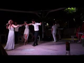 Ночь Дионисия. Кипр 2014. Танец