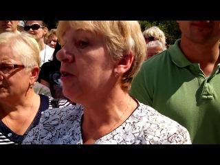 2014.07.05 - Встреча жителей г.п. Деденево с администрацией, СД, МУП (Часть 2)