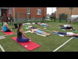 Кундалини йога+расслабление на гвоздях, Николаев Андрей (ч.4)