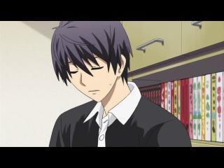 Mangaka-san to Assistant-san to | Мангака и его ассистентка 1 сезон 3 серия [Ancord & Trina_D]