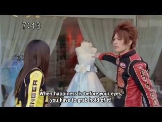 Engine Sentai Go-Onger Episode 6