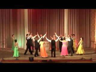 Греческий Хоровод - Соловьиная Весна - Ловчиков А.М. (Отчетный концерт ДК Лира - Курск 2014)