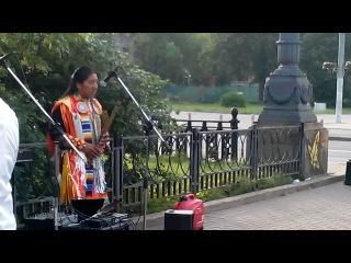 Офигенная музыка в исполнении индейцев Перу