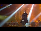 Sandeul & Baro (B1A4) - How to Live Like a Man (Immortal Song 2)[рус.саб]