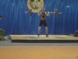 Скориков Андрей(категория 85kg)толчек 110kg