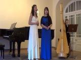 Мария Таранова и Мария Суруда- Качинни