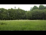 07.06.2014.Тренировка.Ореховая гора.Интервальный бег.