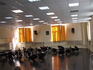 Актёрское мастерство 1-го курса, 2-ой семестр 2014 - Звуки природы