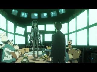 •AML• Блокнот Бога / Записная книжка бога ( Kamisama no Memo-chou ) [ 01 из 12 ] Озвучка: Inspector Gadjet amd Murderprincess
