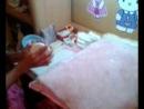 Мой пеленальный столик для беби борнаодежда