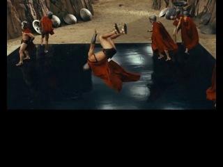Sparta Crew vs Persia Crew (батл по брейку из фильма Знакомство со спартанцами)