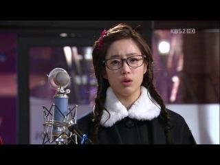 Корейская дорама Одержимые мечтой (отрывок из 1 серии)