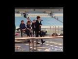 140420 Rehearsal - 太贪心 (Zhoumi ft. enthusiastic KyuHyuk)