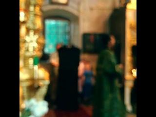 Храм Рождества Пресвятой Богородицы с. Верхнее Мячково.День Святого Духа
