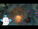 Invoker + meteor + dagon = 0 dmg
