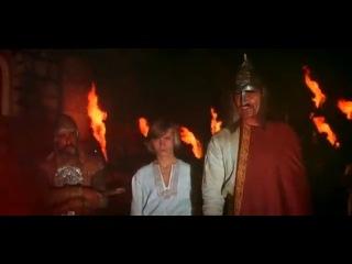 Святослав Храбрый о Христианстве (Отрывок из фильма Легенда о княгине Ольге)