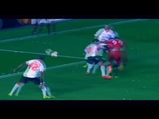 Beto прекрасный сейв в матче Валенсия - Севилья
