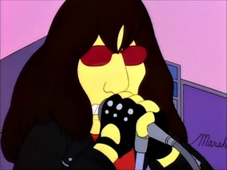 Ramones - Happy Birthday! (from The Simpsons)