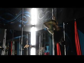 Elaine. Pole Dance 2014