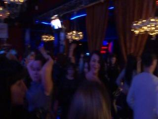 Чăваш ташши на АВАН-party в Мега Гелакси 1 мая 2014 г.
