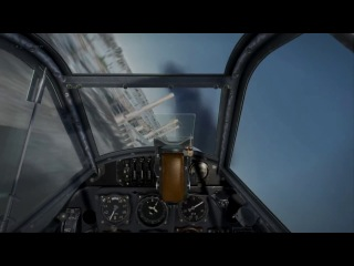 IL 2 STURMOVIK BOS (свободный полет, в поиске адреналина)