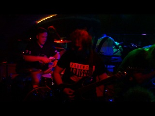 METAPHORIZON играют каннибалов (Cannibal Corpse) в баре Молотов Тамбов