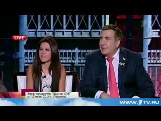 Информационная бомба взорвалась в прямом эфире Савик Шустер Live украинского телевидения