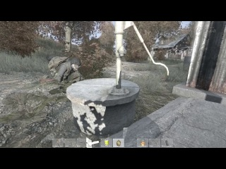 DayZ Standalone 3 Воссоединение отряда Бравый спецназ на зачистке деревень