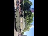Трепещи, Америка! Наши танки. День Победы - 2014, парад Победы.