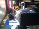 Моё выступление в кафе-баре-караоке фа-соль,а мне бы петь и танцевать))