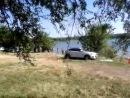 Отдых дикарём в г.Пятигорск -грязелечебное озеро Тамбукан