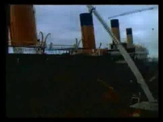Как строили макет Титаника для фильма Джеймса Кэмерона