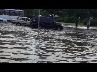 Вот так дождик. Крывой Рог 17.05.2014