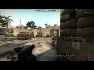 FlommyEs Ace with tec-9m4a1-s eco round :P