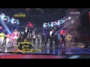 VID 111230 INFINITE Shuffle Dance @KBS Gayo Daejun
