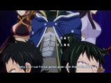 Back-on – Strike Back / 2 (16) Опенинг (Opening) 2 сезона Fairy Tail / Хвост Феи / Фейри Тейл