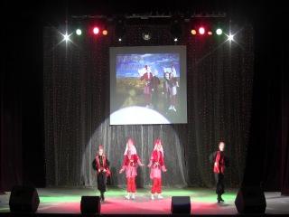 16 - Татарская полька - Огоньки надежды - Отчетный концерт 2014