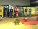Людмила Гайдученко -тяга 225 кг, сумма 580 кг- ALL TIME рекорд