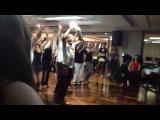 III Istanbul international dance festival, 2014, Morenasso&Co