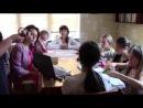 Летний лагерь для девочек 2014 год. Тема ЦЕЛОМУДРИЕ. Рисование мандал. 1 часть.