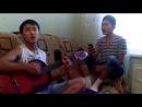 Понти Жорабеков-суйем сени на гитаре
