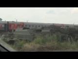 Суджа. ОТРК Искандер, Дивизион ЗРК БУК и САУ МСТА-С. 11.07.2014