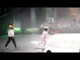 Танец 6-ти летней девочки в брейкданс 2013год